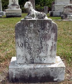Albert Francis Becton