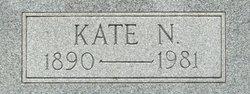 Kate N. <I>Mewbourn</I> Shelton