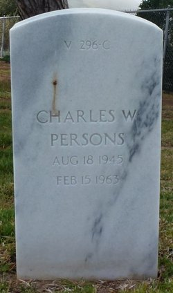 "Charles William ""Chuck"" Persons"
