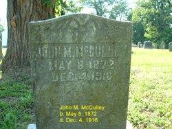John M. McCulley