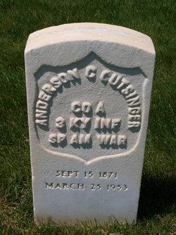 Anderson Green Cutsinger