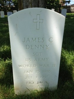 James C Denny