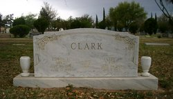 "Patsy Virginia ""Pat"" <I>Jones</I> Clark"