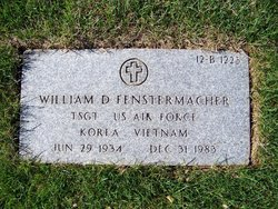 William David Fenstermacher