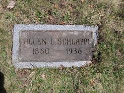"""Abraham Lincoln """"Allen"""" Schlappi"""