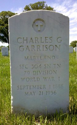 Charles G Garrison