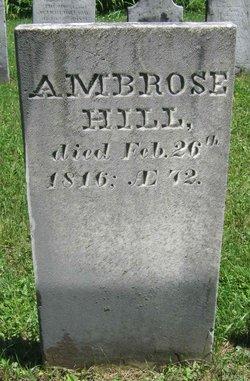 Ambrose Hill
