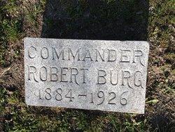 CDR Robert Andrew Burg