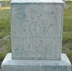 "Franklin ""Frankie"" Lincoln"