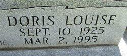 Doris Louise <I>Benfield</I> Williams
