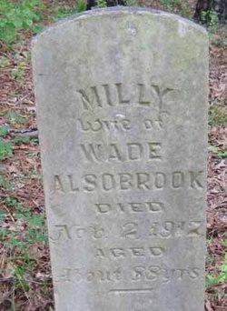 Milly Alsobrooks