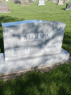 "Charles Henry ""Bud"" Burma"