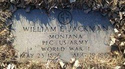William Emmett Jackman