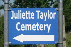 Juliette Taylor Cemetery