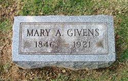 Mary A. Givens