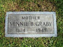 Minnie B. <I>Spangler</I> Graby