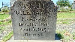 Coleman Vance Franks