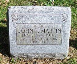 John F. Martin