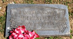 Ramona Jo <I>Dysart</I> Michenfelder