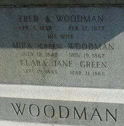 Frederick Augustus Woodman