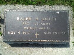 Ralph H Bailey