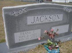 Evelyn <I>Chavis</I> Jackson