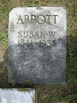 Susan W Abbott