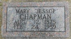Mary <I>Jessop</I> Chapman