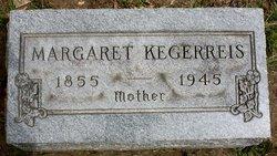 Margaret <I>Witwer</I> Kegerreis