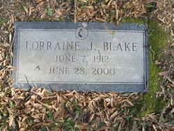 Lorraine J. Blake