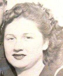 Grace Dorothy <I>Spiszer</I> Burgess
