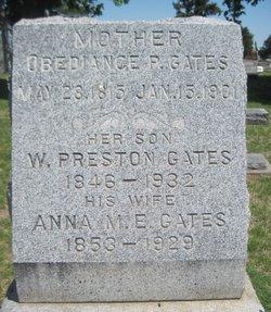 "William Preston ""Pres"" Gates"