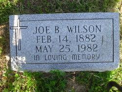 """Joseph B. """"Joe"""" Wilson"""