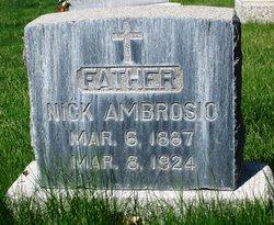 Nick Ambrosia