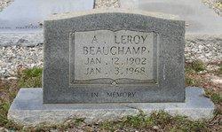A Leroy Beauchamp