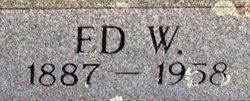 "Edward W ""Ed"" Buchanan"