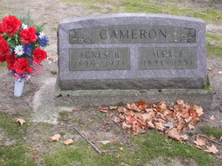 "Alexander Fleming ""Alex"" Cameron"