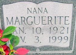 Marguerite <I>Taylor</I> Bridges