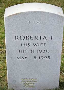 Roberta I Cuerden