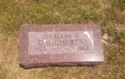 Harless A. Daugherty