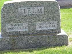 Sherman Jerry Helm