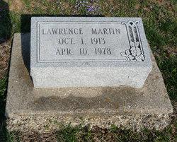 "Lawrence Frank ""Hammer"" Martin"