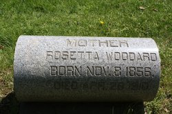 Rosetta <I>Presley</I> Woodard