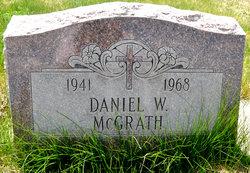 "Daniel W ""Danny"" McGrath"