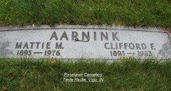 Mattie Matilda <I>Wilson</I> Aarnink