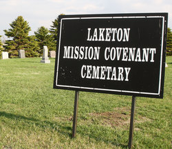 Laketon Mission Covenant Cemetery