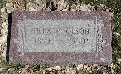 Hilda Petrina <I>Haugtvedt</I> Olson
