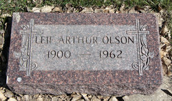 Arthur Leif Olson