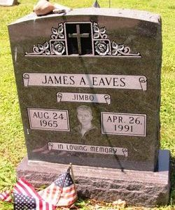 "James A. ""Jimbo"" Eaves"