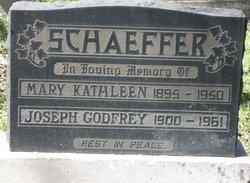 Joseph Godfrey Schaeffer
